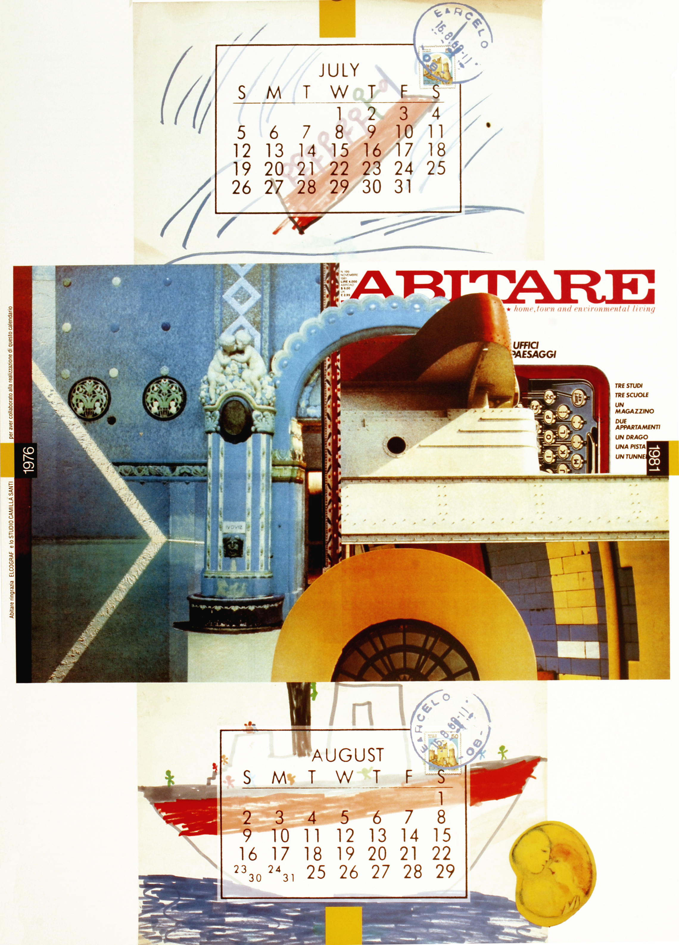ABITARE  july august