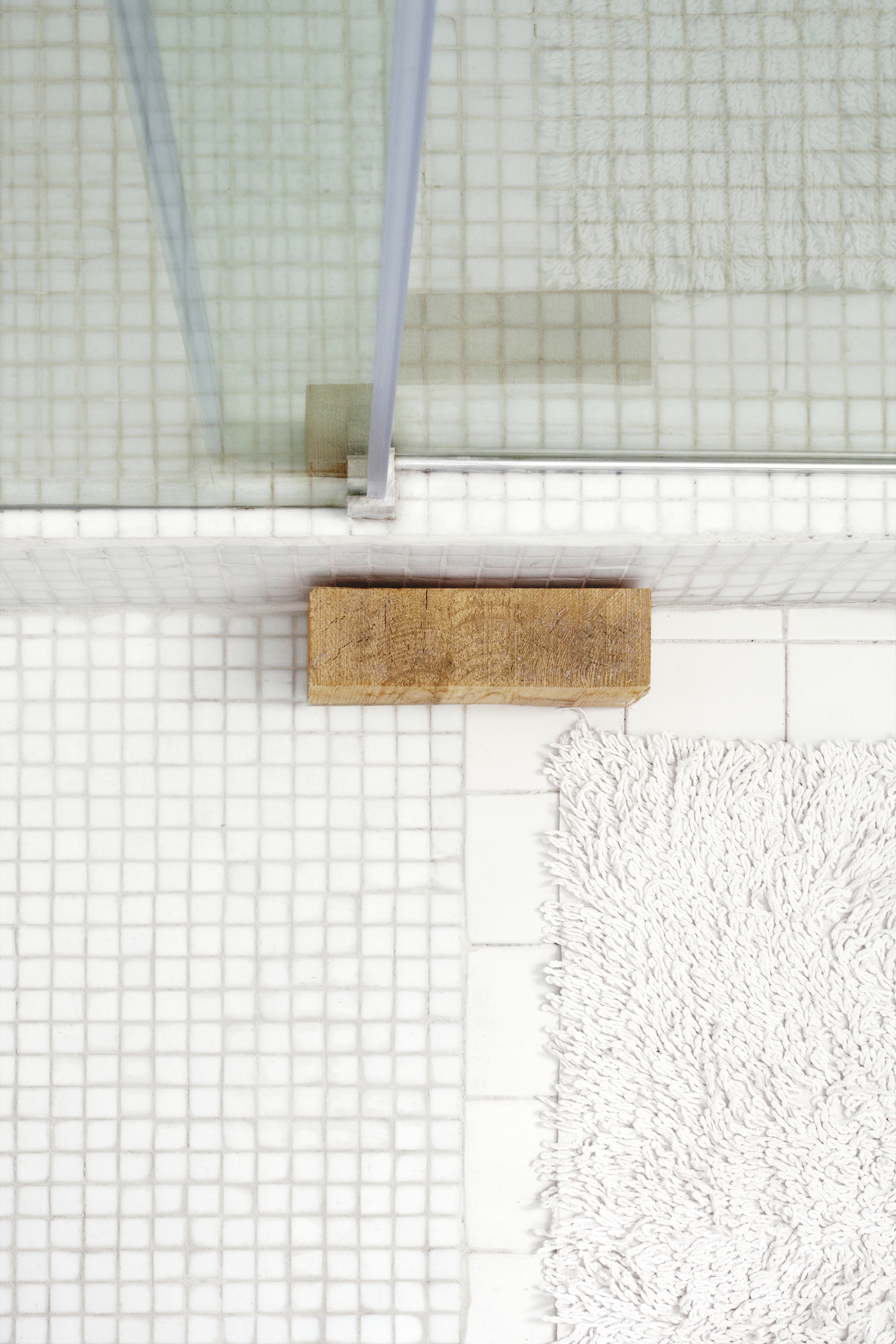 small bathroom detai- shower