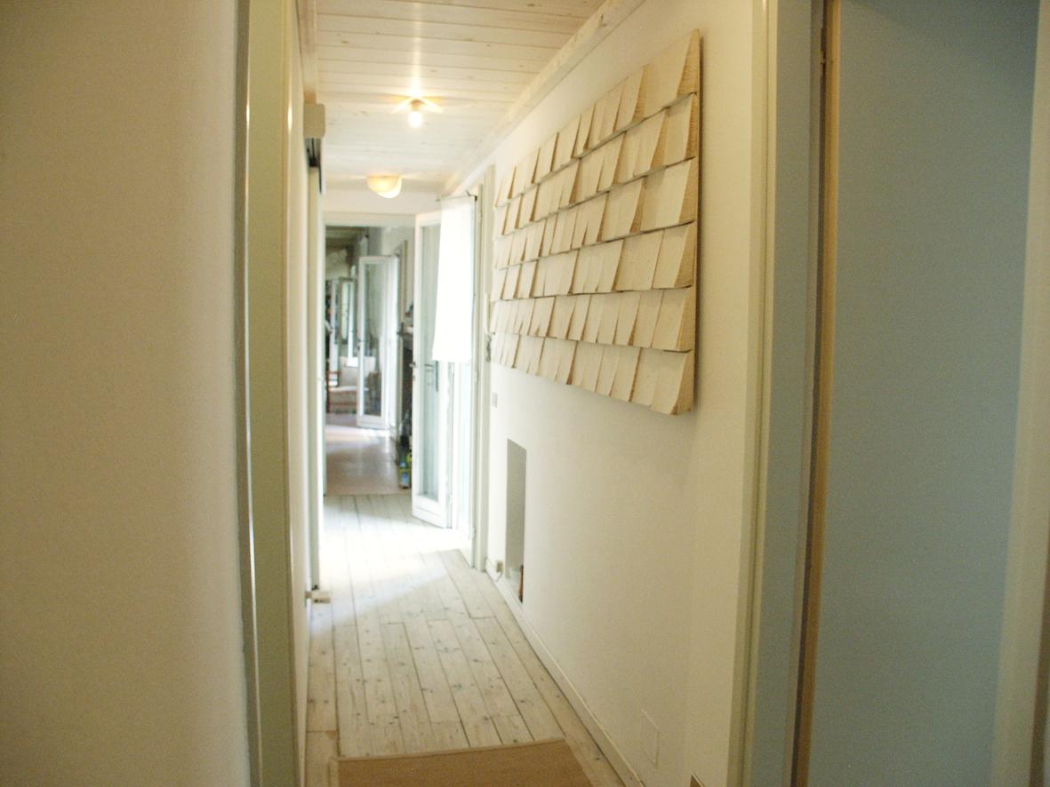 camilla santi b&b corridoio stanze